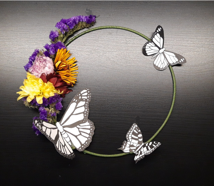 vlinderring workshop op locatie