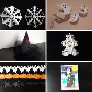 Halloween DIY kinderpakket
