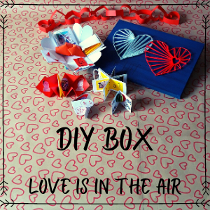 DIY box Love is in the air