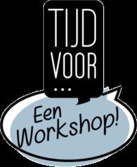 logo tijd voor een workshop
